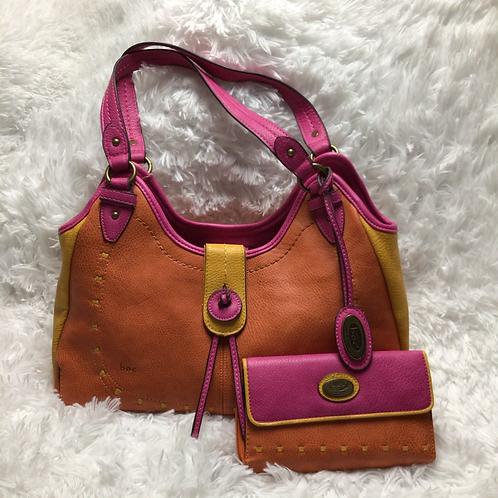 b.o.c. Multicolor Handbag & Wallet