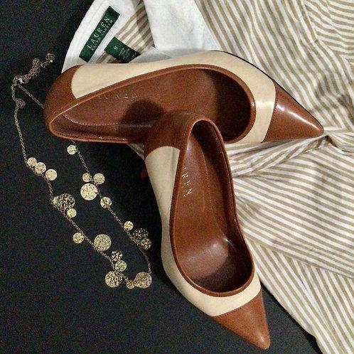 Lauren Ralph Lauren Adley Heels Size 7B