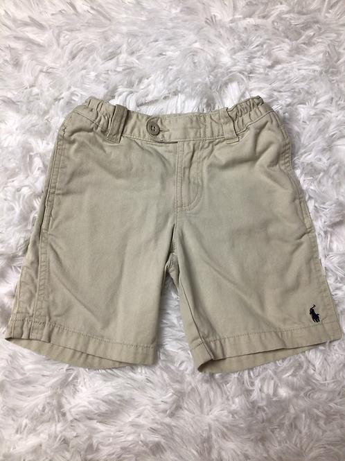 Polo Ralph Lauren Prepster Boys Khaki Shorts Sz 4