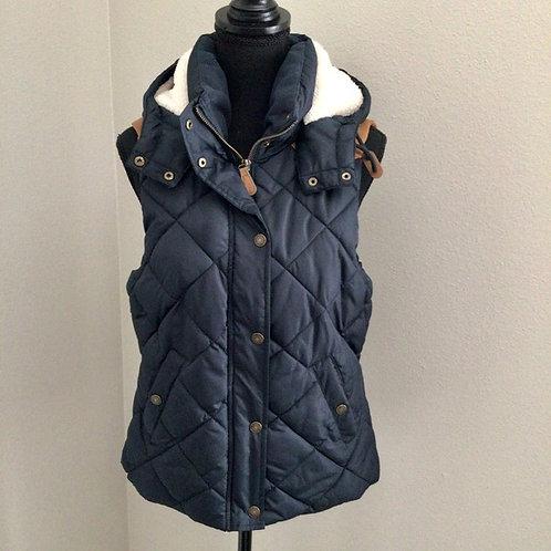 H&M Puffer LOGG Vest Size 10
