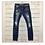 Thumbnail: Machine Women's Nouvelle Mode Jeans Distressed Sz 30W