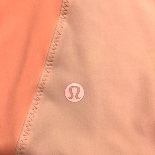 Lululemon Long Sleeve 1/2 Zip Base Layer Tassel