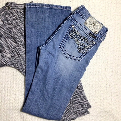 Miss Me Jeans Bootcut Size 28