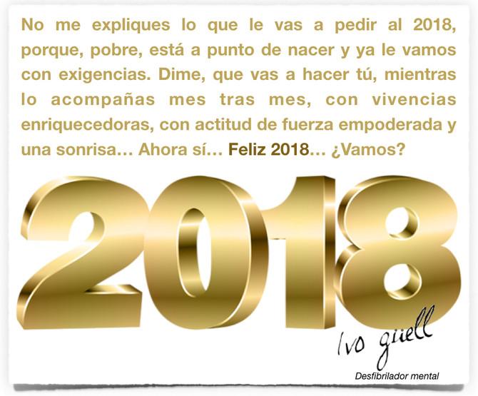 Feliz año 2018!!!!