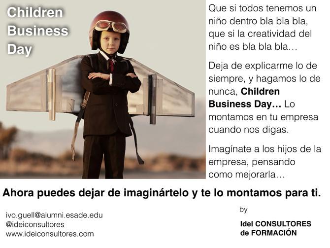 Children Business Day