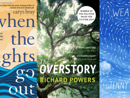 Where There's a Worry, There's a Novel: The Rise of Climate Change Fiction.