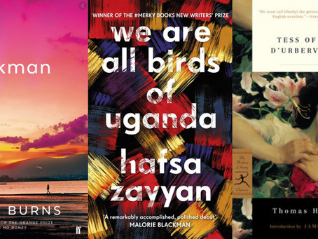 Another Literary Year: Alice's Favourite Reads of 2020