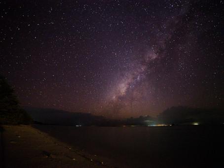 CINEMA IN THE STARS