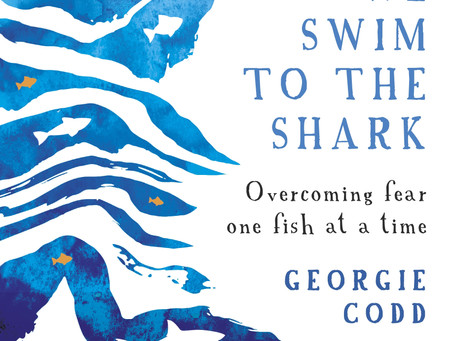 Read an extract from We Swim To The Shark by Georgie Codd