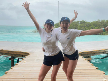 Island Interview: All Things Learning with Visiting Oppidan EducationTutors Courtney and Maddy