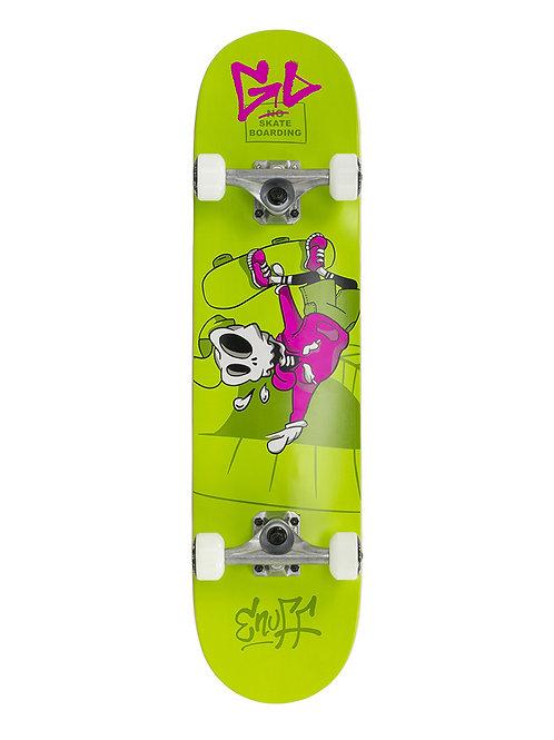 Skateboard Enuff skully green