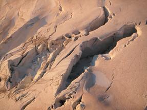 Glacier de l'Homme au Levant