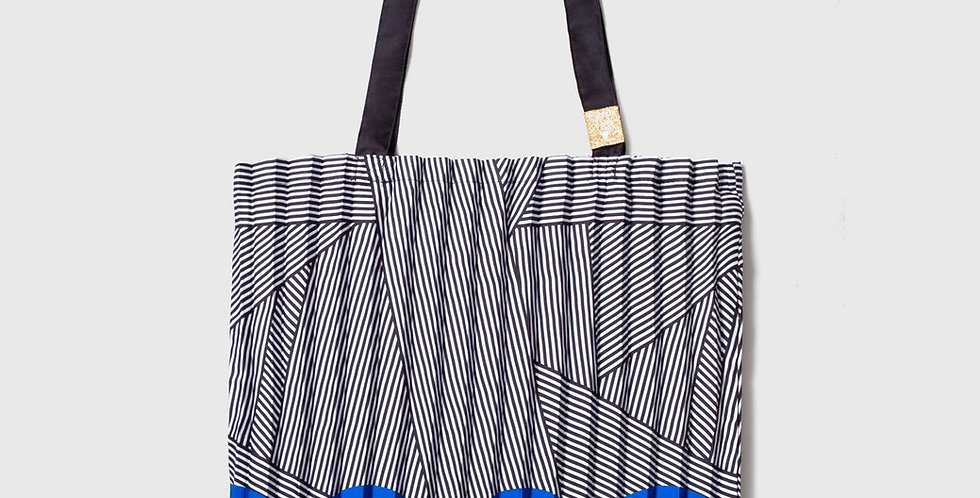WS& WW Millerighe Tote Bag