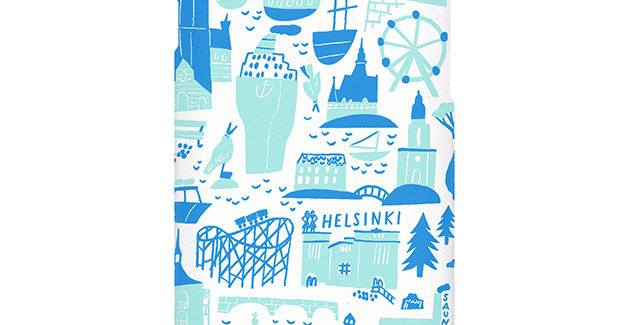 HELSINKI BLUE iPhone 7 & 8 Case