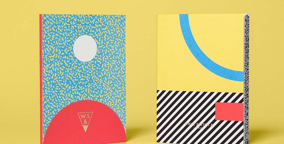WS& SUPER JOY A5 Notebook