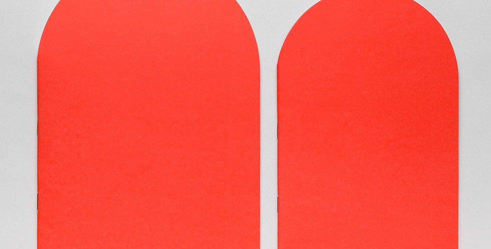 WS& ARCO RED Notebook M