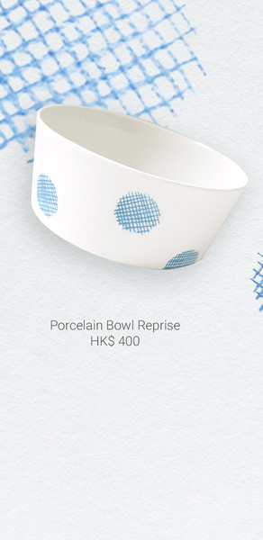 Porcelain Bowl Reprise
