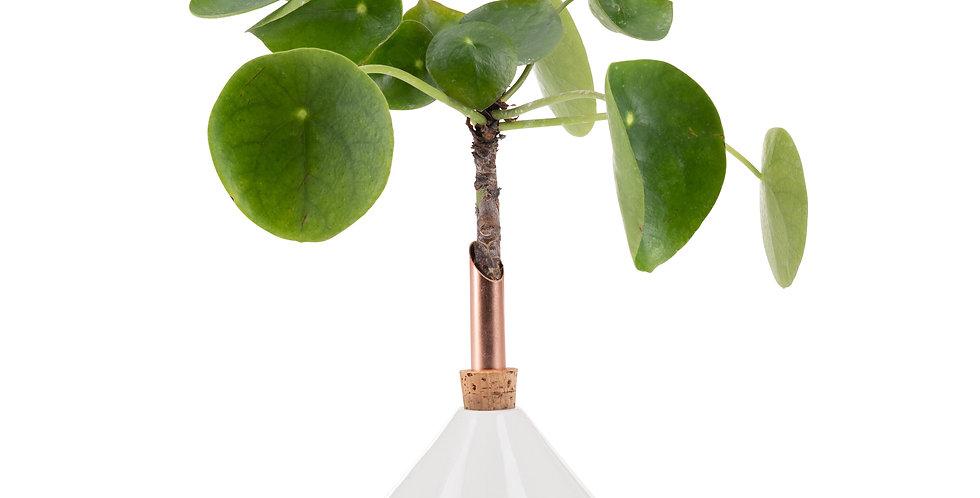 Scandinavia Form - Consilium Vase Snow White - Large