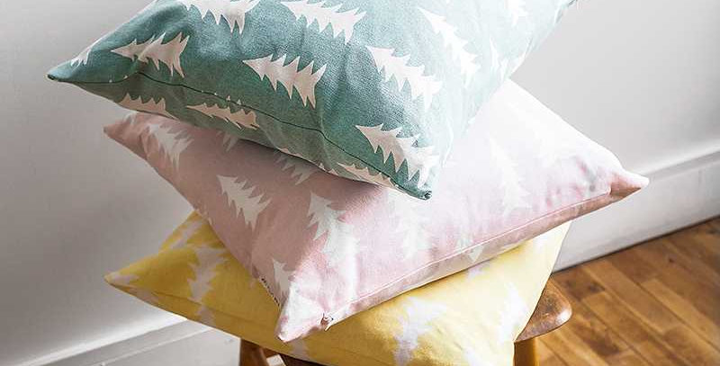 Gran Cushion Cover, Pastel