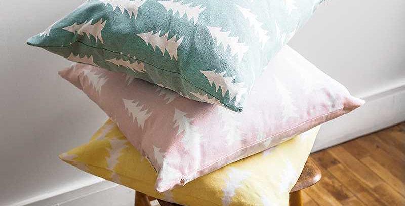 Gran Cushion Cover, Pastel
