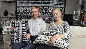 為何用麻作紡織原料?Saana 和 Olli 這樣說⋯⋯