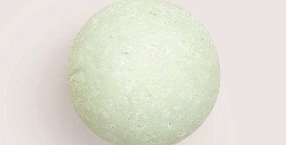 Eucalyptus-Lemon salt soap