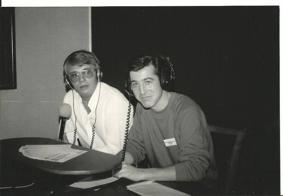 Hervé Chatel et Roy C