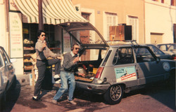 Alain Autun et Hubert Gaffarel