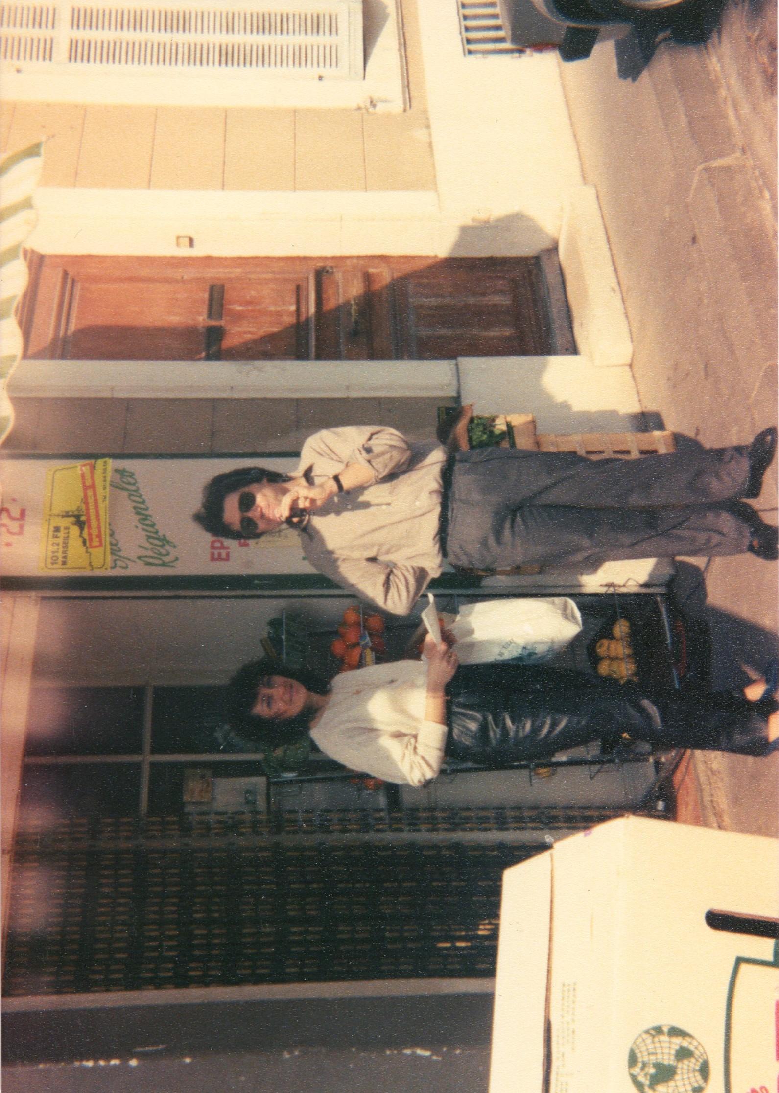 Christine Douglas et Alain Autun