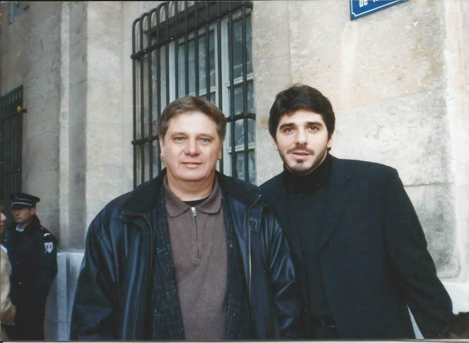 Hervé Chatel et Patick Fiori