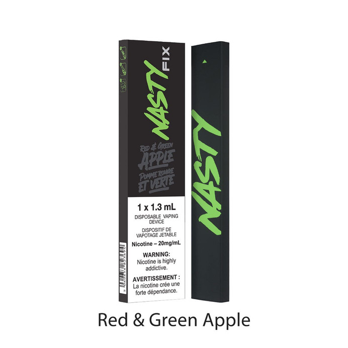 Red_Green Apple