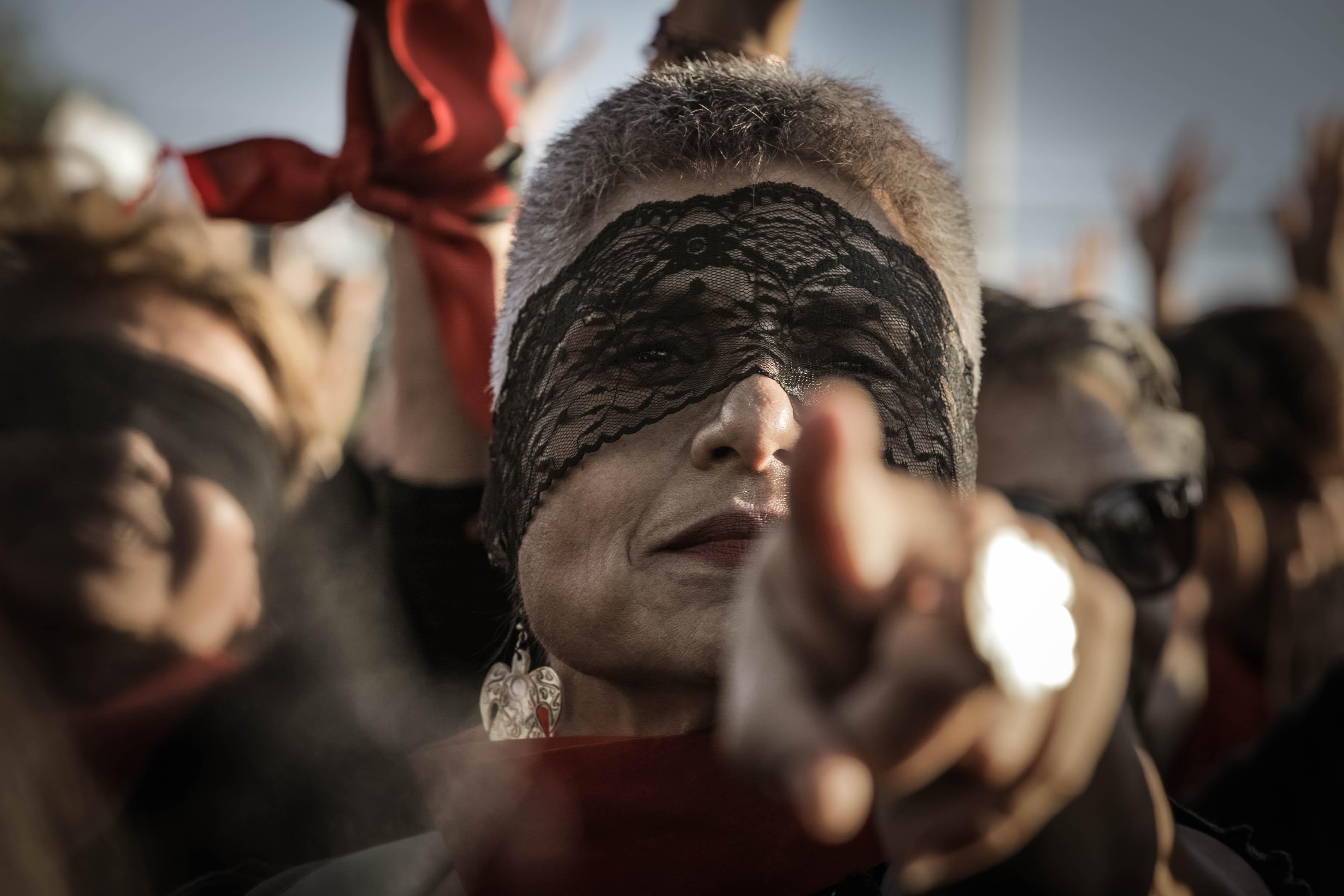 Nuestras Mujeres Marchan