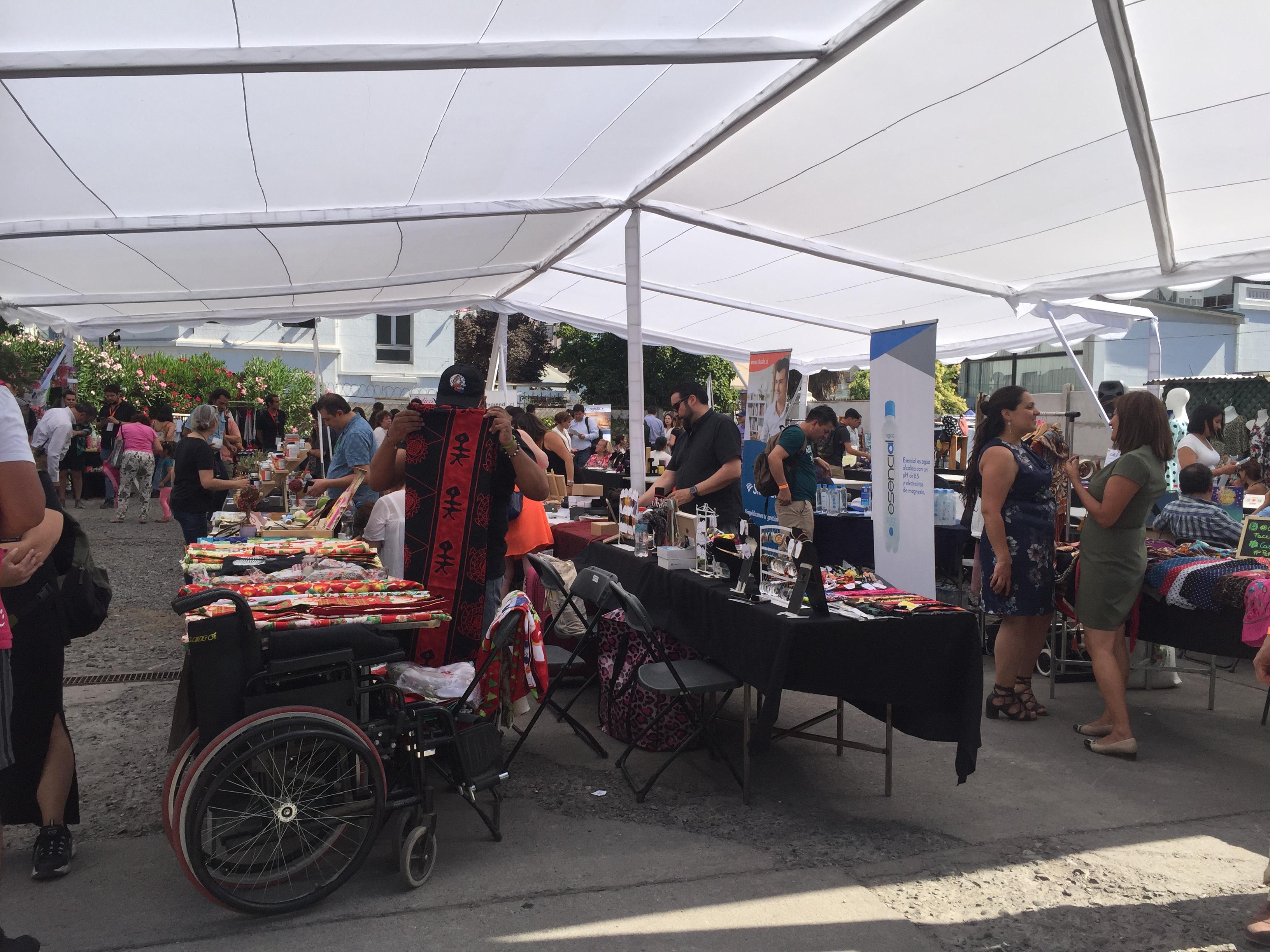 Feria emprendedor x las pymes