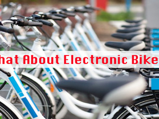 A Practical Way to Pedal – Where Are The E-bike Shares?