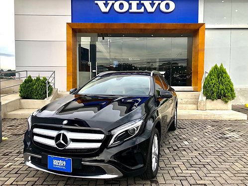 Mercedes Benz GLA250 4 Matic