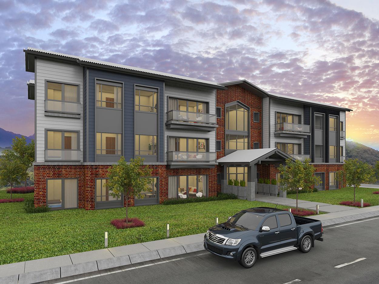 apartamentos new
