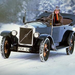 """""""Jaköb"""", como fue bautizado el primer Volvo en construirse"""