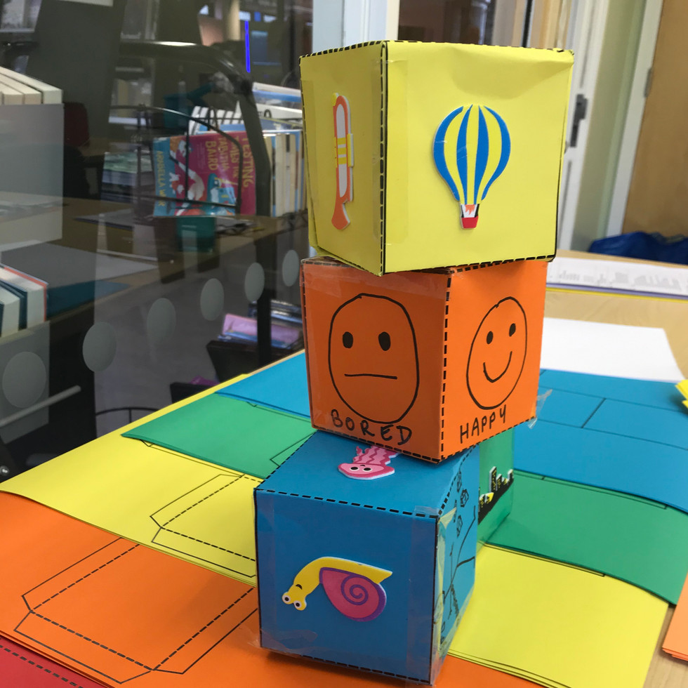Storycube Adventures