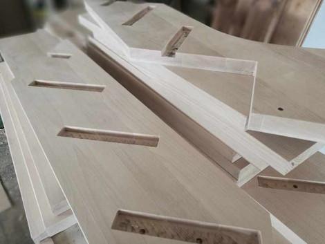 Produktion av trappor