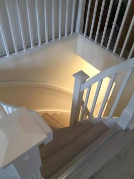 Tradycyjne schody skandynawskie