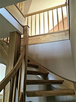 Barierka schodów