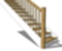 schody proste