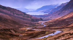 Road to Kinlochewe