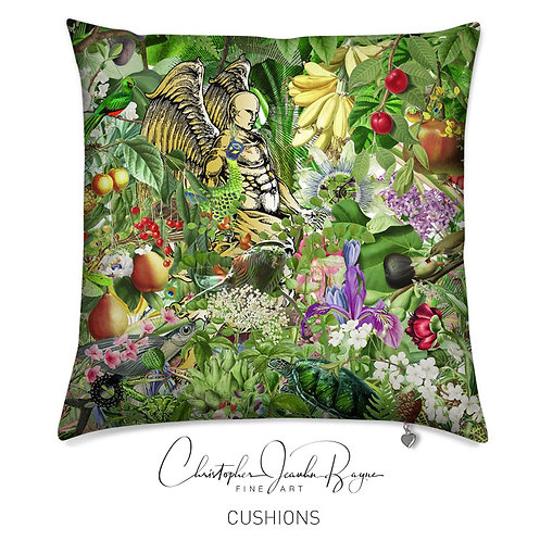 Cushions in Augmented Reality - Botanical VII