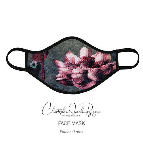 Face mask (Lotus)