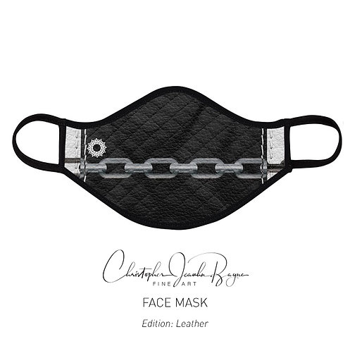Face mask (Leather)