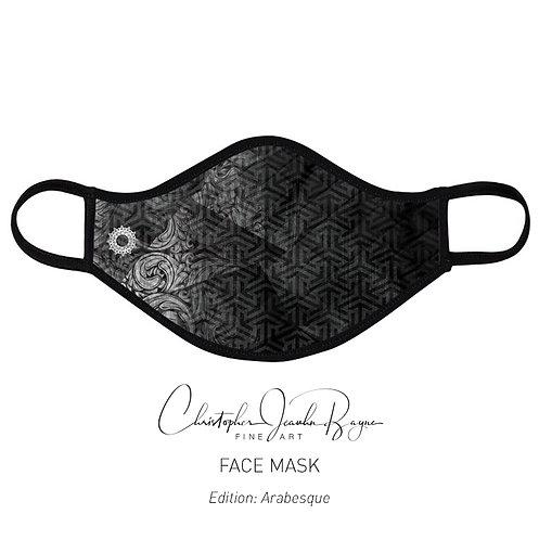 Face mask (Arabesque)