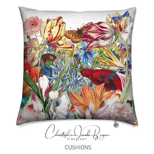 Cushions in Augmented Reality - Botanical III
