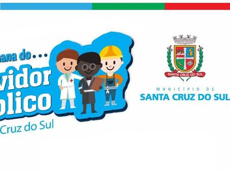 Thema apoia a 2ª Semana do Servidor Público de Santa Cruz do Sul