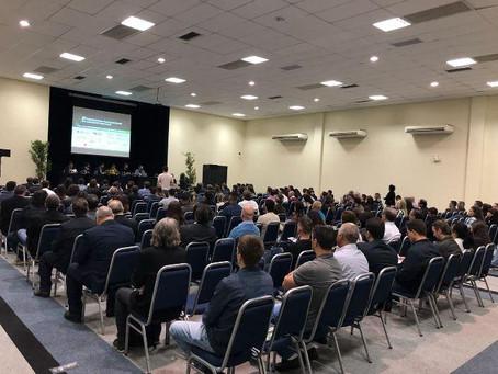 1º dia do 6º Congresso Paranaense de Cidades Digitais
